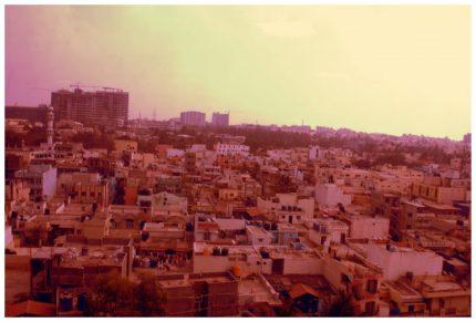 city_sunset