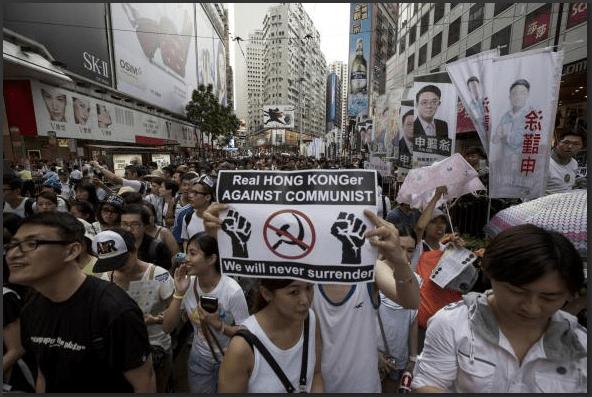 Hongkong_China_Communism_Freedom_UK_Democracy_Protest_HK_Mao