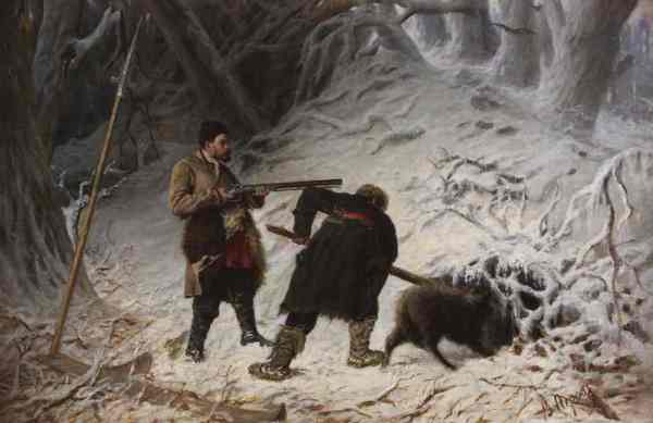 Leo_Tolstoy_Perov_Bear_Hunt