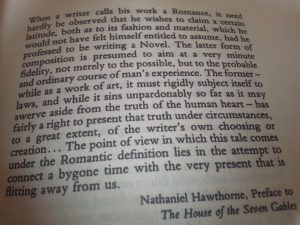 hawthorne quote
