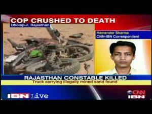 Sandeep_Sand_Mafia_India_Construction_Buildings_Cement_Rajasthan_Dead_Murder