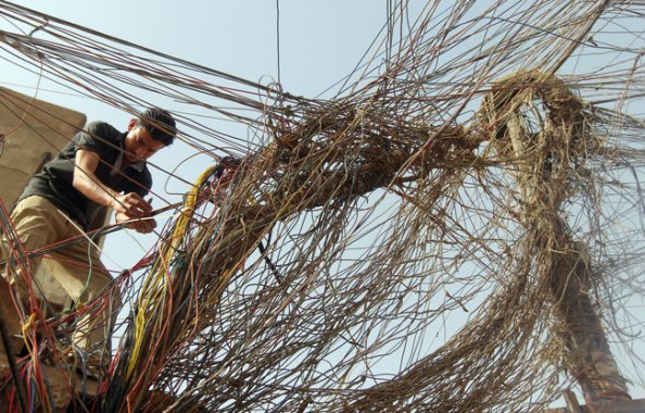 iraq-electricity-wires-Power