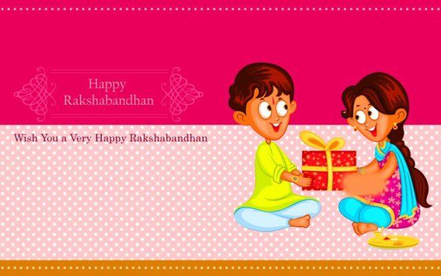 Happy Raksha Bandhan Animated HD Pics