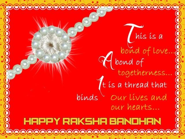 Happy Raksha Bandhan FB Status Images