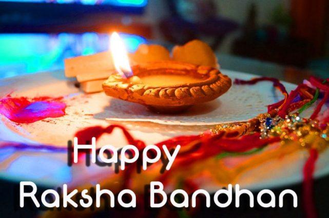 Happy Raksha Bandhan HD Images For Sister