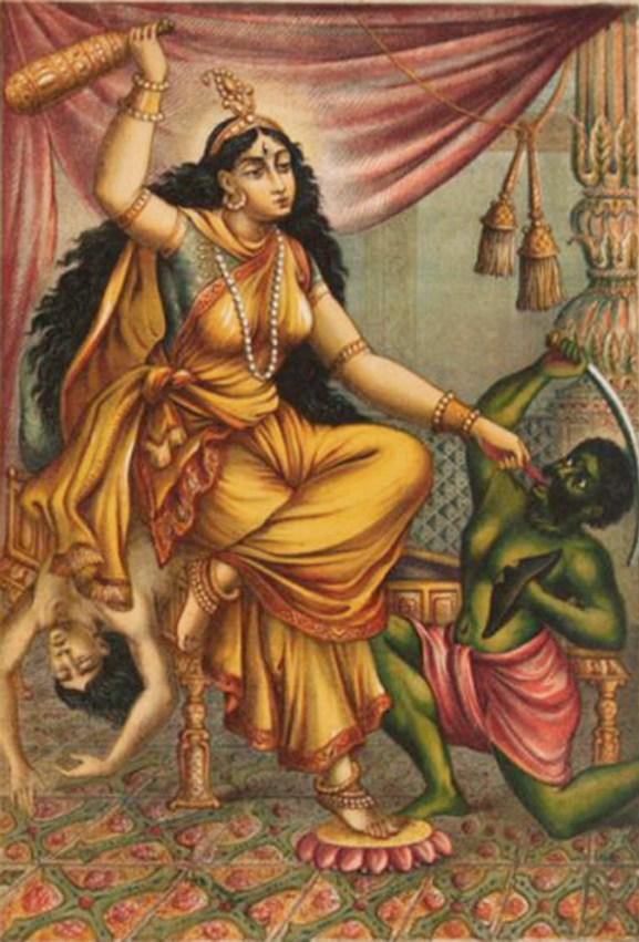 Bagalamukhi Jayanti Wallpaper 2020
