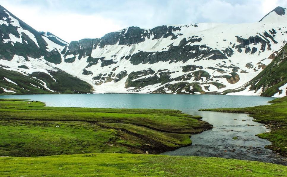 Dudipatsar Lake The Beauty of Pakistan