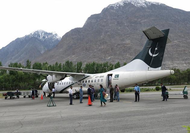 Karakoram International Airport