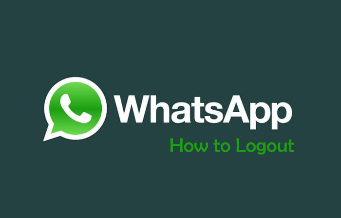 How to Logout from Whatsapp Account?
