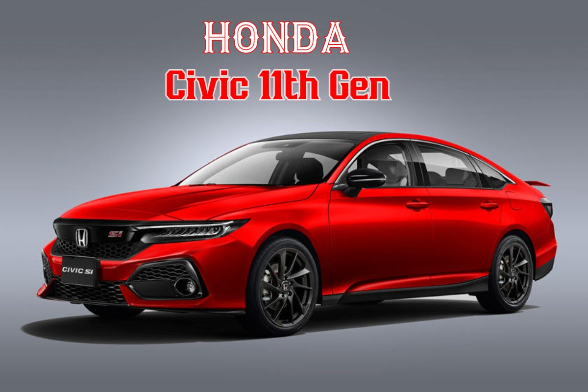 Honda Civic 11th Gen Official Specs & Features Revealed