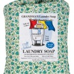 Grandma's Laundry Soap