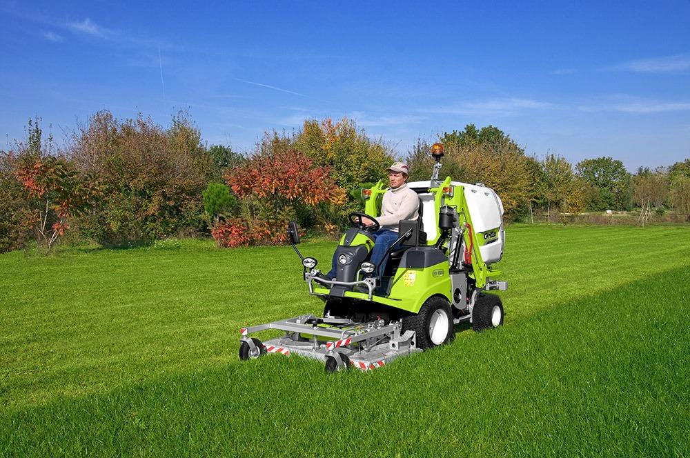 L'entretien des grands espaces et des jardins- Zéro phyto et utilisation de matériel électrique
