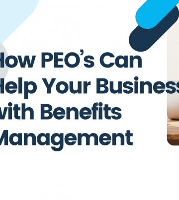 How PEOS Benefit Management