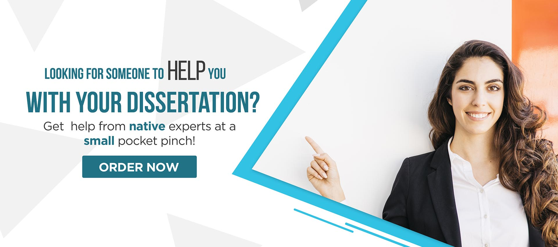 Looking for someone to help you with your dissertation