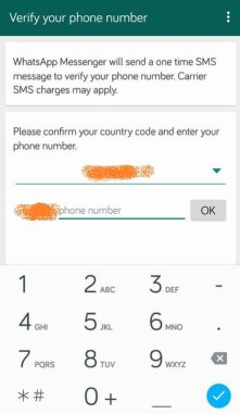 GB Whatsapp Verification