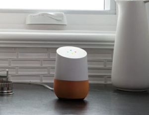 Google Home Smart Speaker Position