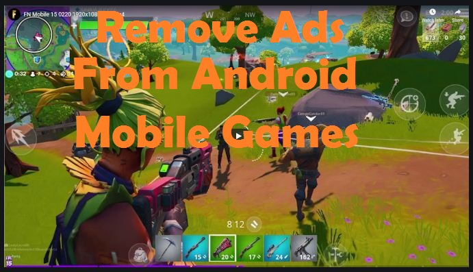 Remove Ads From Android Mobile Games