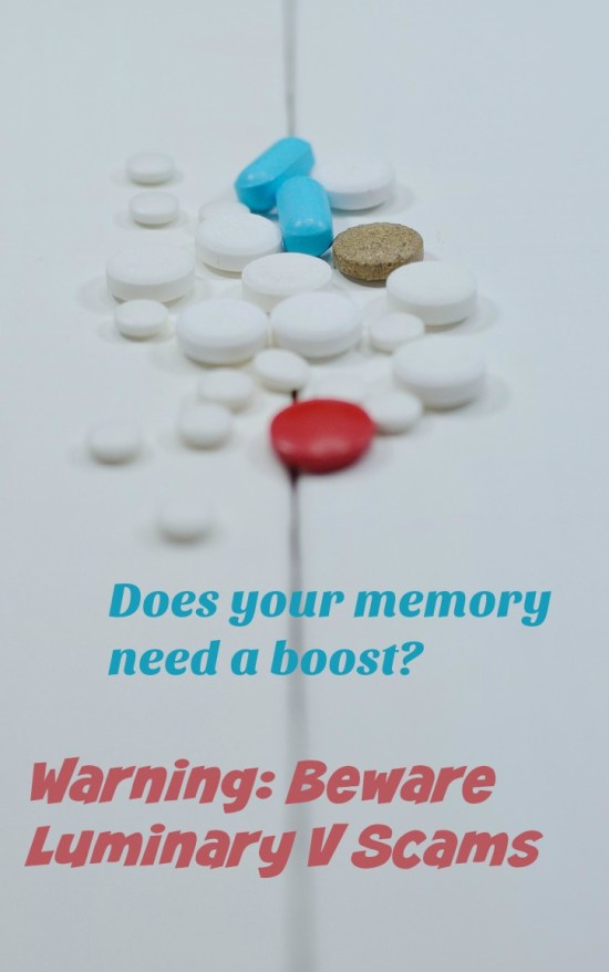 Warning: Beware Luminary V Scams