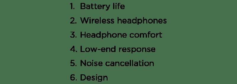 Solving Product – MaxDiff Prioritized Feature List