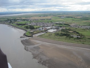 The Port of Silloth (photo: Ann Lingard)