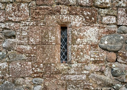An arrow-slit window (c) Fiona Smith Photography
