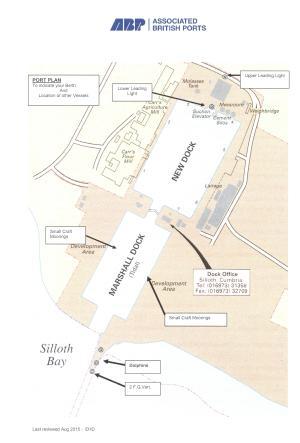 The Passage Plan