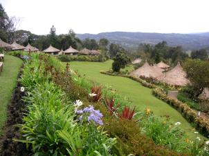 Papua New Guinea: Ambua Lodge