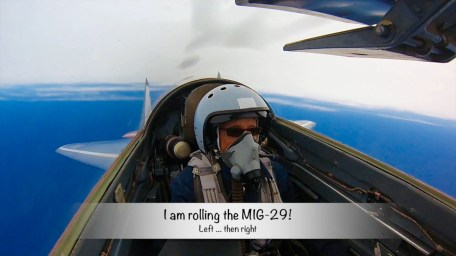 I am starting to roll the MIG