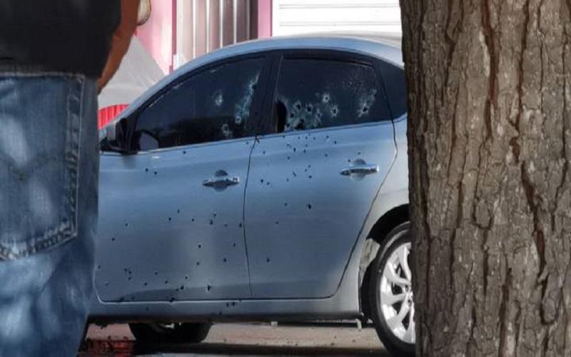 Asesinan a jefe policiaco en Culiacán con al menos 100 disparos — Sinaloa
