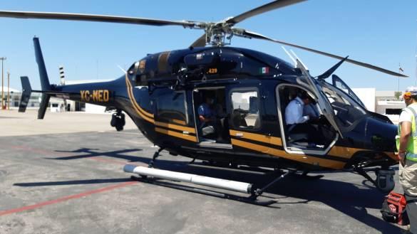 Escándalo del helicóptero.