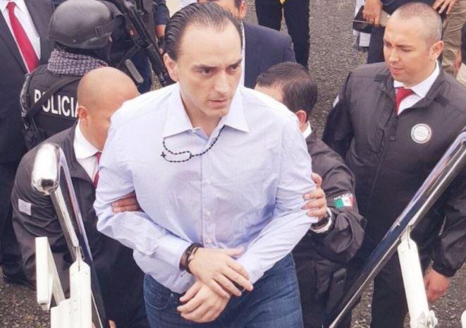PRETENDE DEFENSA DE BORGE CAMBIO DE MEDIDA CAUTELAR EN CASO VIP SAESA