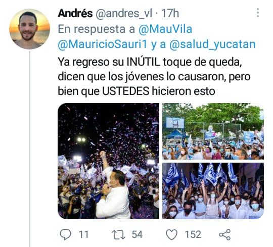 NEFASTO, TRAIDOR, COBARDE, ASÍ TUNDEN AL GOBERNADOR EN REDES SOCIALES