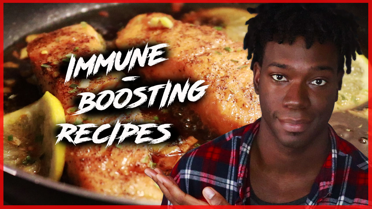 3 Simple Recipes For A Solid Immune System