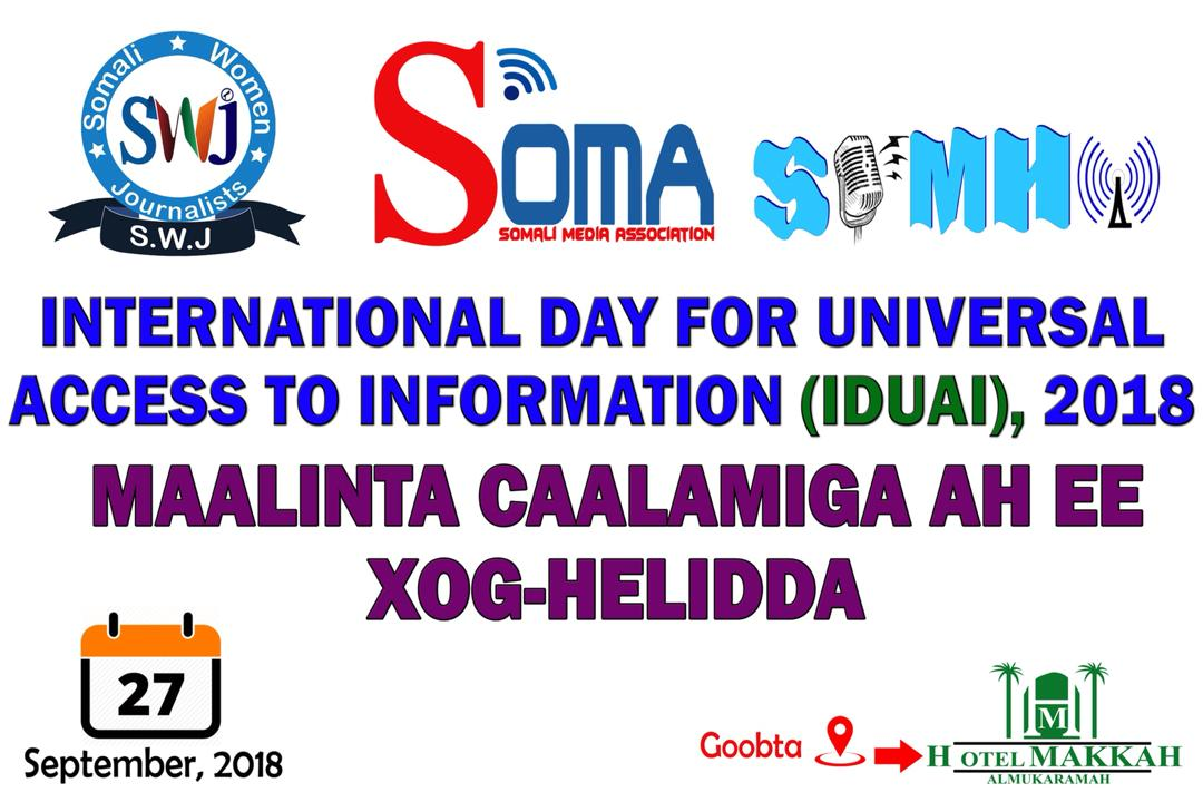 f708fb1c8 THE SOMALI MEDIA ORGANIZATIONS OBSERVED TODAY THE INTERNATIONAL DAY ...