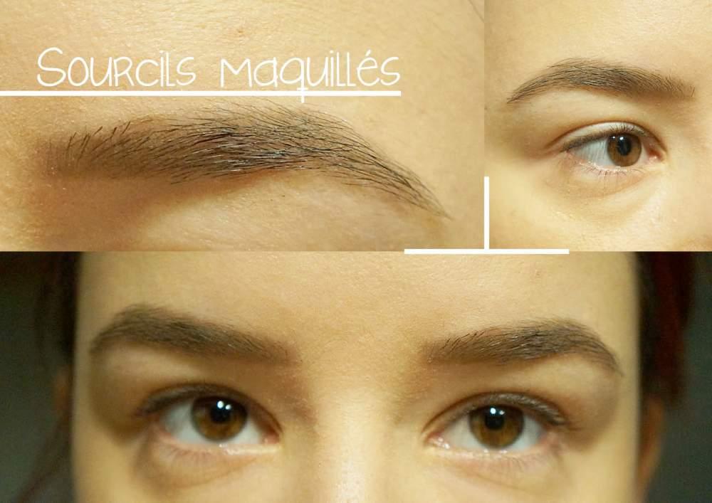 Le mascara à sourcils Brow Drama de Gemey-Maybelline : oui mais pas pour moi ! (5/6)