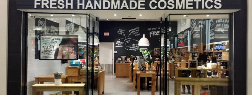 Handmade Lush Cosmetics Vancouver Fresh Bc