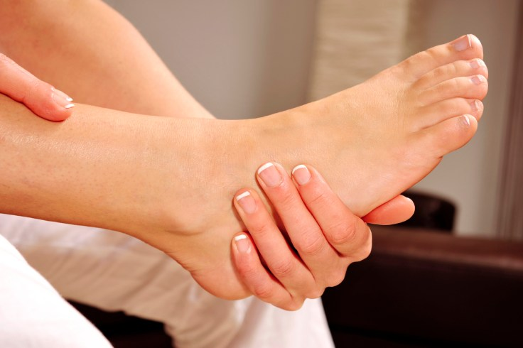 SAV Self-foot-exam
