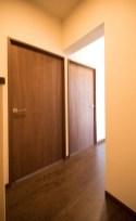 2階のドア