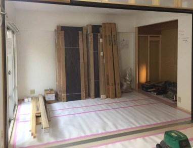 横浜市南区別所 マンションリノベーション