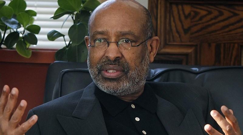 Professor Ahmed Ismail Samatar