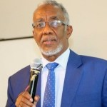 Somaliland Minister of Foreign Affairs, Yasin Haji Mohamoud Faratoon