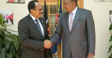 uhuru and farmajo