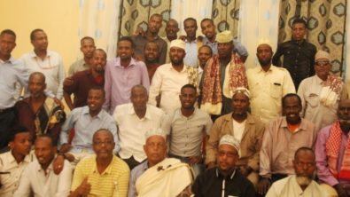 Sultan Kaise Badde Abdulle welcome ceremony 1