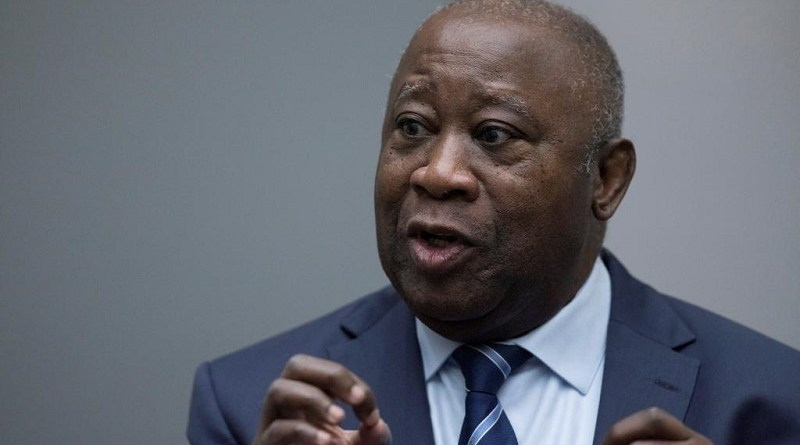 Former Ivory Coast President Koudou Laurent Gbagbo