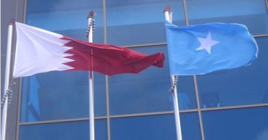 Qatar-Somalia-flags
