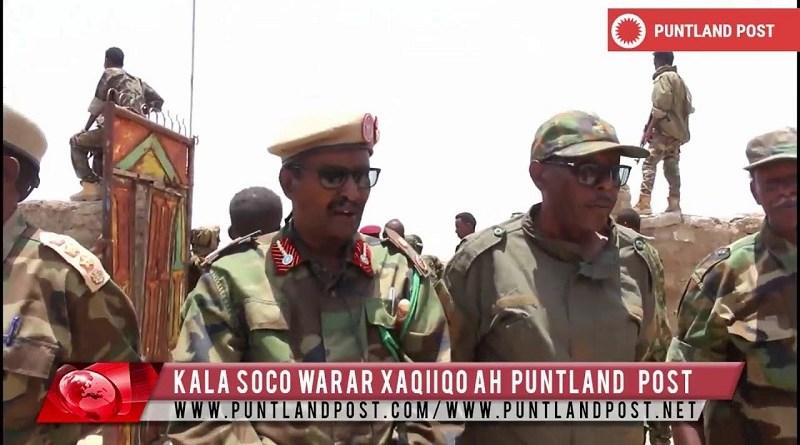 Puntland Army Chief