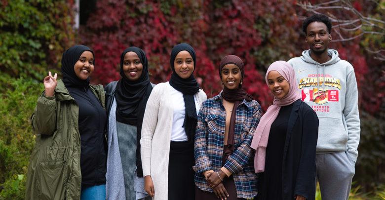 University of Alberta's Somali Students