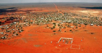 Werder town, eastern Ogaden. Pic credit: http://pandrpurcell.com