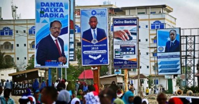 Somali election