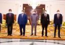 Somaliland and Somalia Talks Group Photo